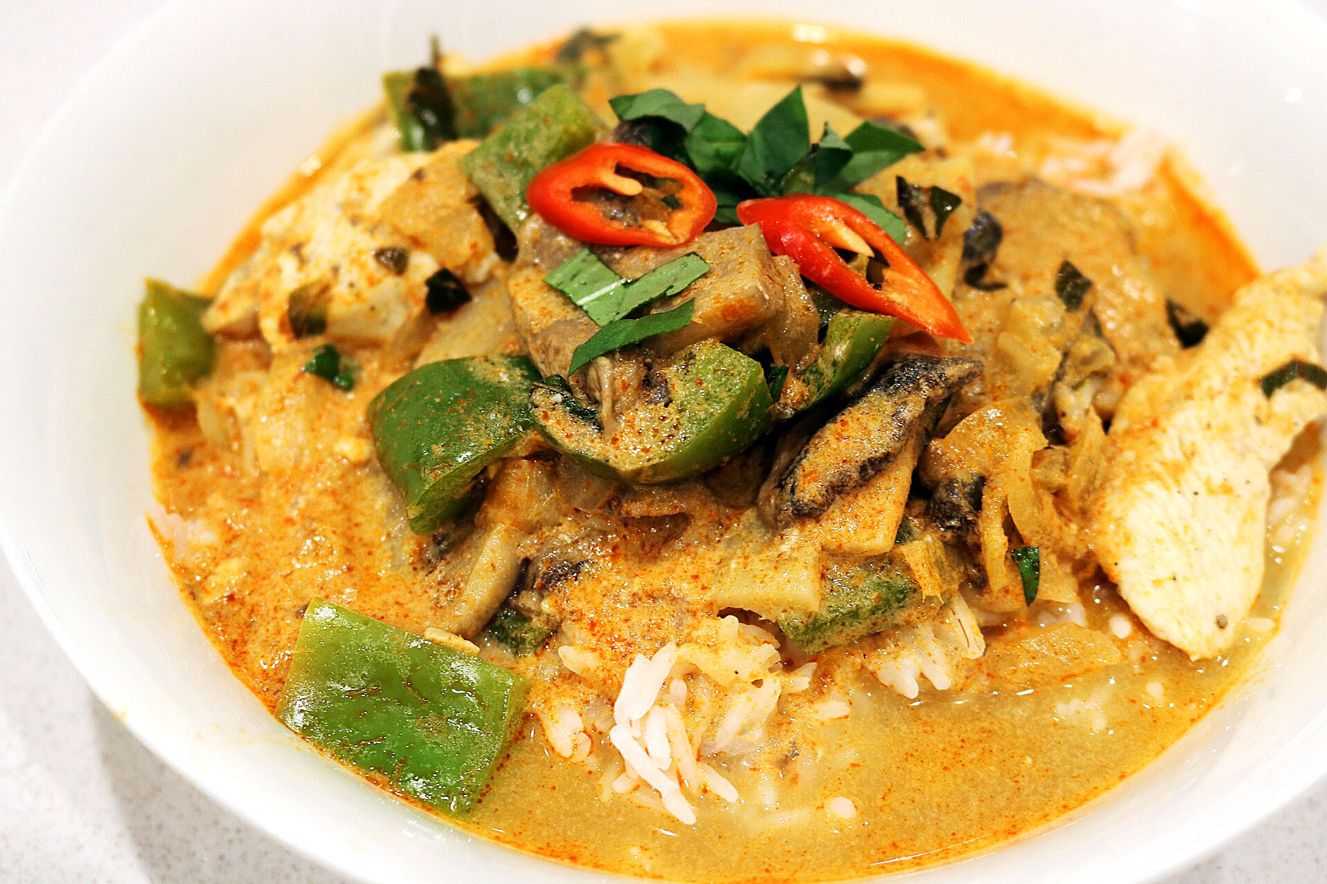 thairedcurry